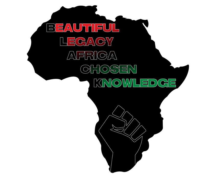 B.L.A.C.K. Sticker