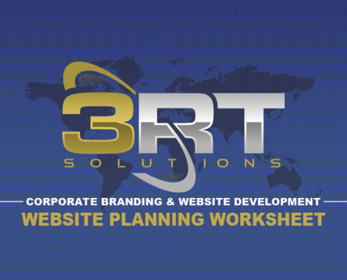 3RT Website Planning Worksheet