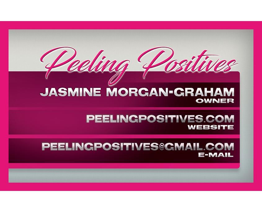 Peeling Positives